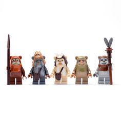 Ewoks from the Ewok Village set! Really impressed by the number of minifigs in this set.  #LEGO #StarWars #Ewoks #Ewok #EwokVillage #minifigure #toyartistry_lego #toptoyphotos_lego #vitruvianbrix #toyartistry_elite #toyphotography #toptoyphotos #toydiscovery_lego #toygroup_alliance #toycrewbuddieslego #starwarsfan #minifig #instalego #bricksinfocus #bricknetwork #brickcentral #brickpichub #brickshift #toyslagram #toyslagram_starwars #toys4life #toystagram #legostagram #legostarwars