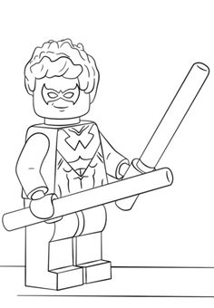lego nightwing coloring pages - lego superman coloring pages 824 1186