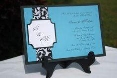 wedding shower invitations to make - Google Search