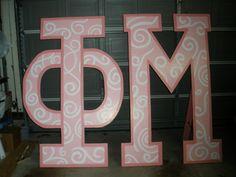 Phi Mu Letters @Phi Mu Fraternity #alphaepsilon