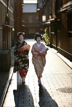 Taken in Kyoto, Japan. 2011 by Woosra Kim