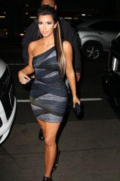 Kim Kardashian Photo - Arrivals at the Cracked Christmas Event