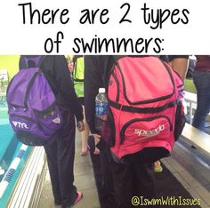 i love speedo. I have an orange speedo bag and I flipping love it!! But my school team makes us use a tyr one. im so not miffed