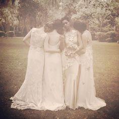 Claire Pettibone wedding gowns | Amazing photo by @Elizabeth Lockhart Lockhart Lockhart Messina
