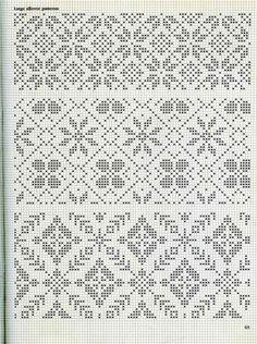 Alice Starmore Book of Fair Isle Knitting — Яндекс. Fair Isle Knitting Patterns, Fair Isle Pattern, Knitting Charts, Knitting Designs, Knitting Stitches, Crochet Motifs, Filet Crochet, Cross Stitch Borders, Cross Stitch Patterns