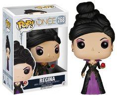 Érase una vez Figura POP! Television Vinyl Figura Regina 9 cm: Amazon.es: Juguetes y juegos