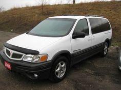 2004 Pontiac Montana Minivan