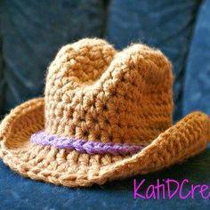 Amigurumi Kovboy Şapka Nasıl Yapılır? 2