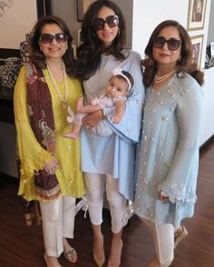 Best 12 Our beautiful clients look so gorgeous in Pakistani Fashion Casual, Pakistani Outfits, Indian Outfits, Modest Fashion, Indian Fashion, Fashion Dresses, Simple Dresses, Casual Dresses, Casual Wear