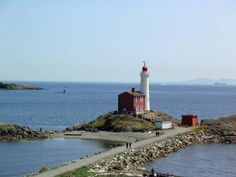 world lighthouses | Awesome scenery around the lighthouse Vancouver Island, B.C.