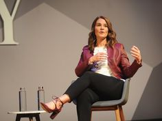 Philanthropist Melinda Gates has urged Americans to resist President Donald Trump's cuts to the US foreign aid budget, saying they will hit women and girls the hardest.