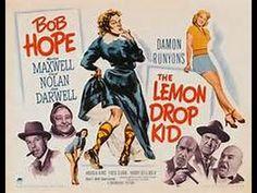 LUX RADIO THEATER: LEMMON DROP KID - BOB HOPE 1951