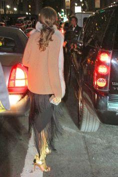 The Olivia Palermo Lookbook : Olivia Palermo In Manhattan