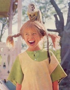 PIPPI LONGSTOCKING (1969, West Germany/Sweden)