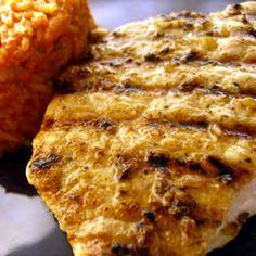 Coriander and Cumin Rubbed Pork Chops Allrecipes.com