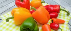 Paprika de kleurrijke topper | Lekker Tafelen