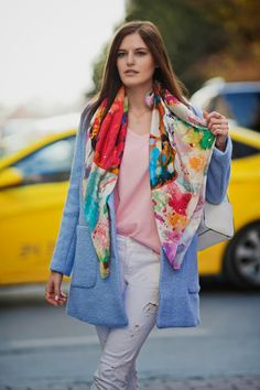 TIE BOW-TIE: COLOR PALETTE,  featuring alpha gypsy luxury colorful silk scarf