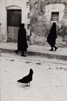Village of Villalba near Palermo, 1959, Sergio Larrain. Chilean, born in 1931