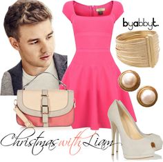 """""""Christmas with Liam"""" by abbytamase on Polyvore"""