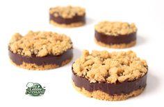 La Cuisine de Bernard : Les Tartelettes Extra-Croustillantes au Chocolat Épicé