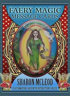 Download Ebook Faery Magic Message Cards : 70 Affirmation Cards with Instructions for Use EPUB PDF PRC