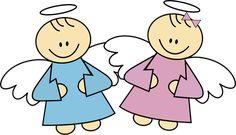 angelitos para bautizo - Поиск в Google
