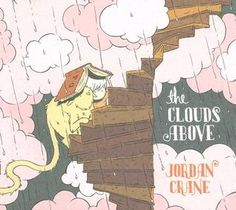 Review of The Clouds Above by Jordan Crane on Eastern Sunset Reads Blog