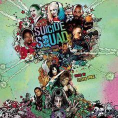 Steven Price – Suicide Squad [OST] (2016)
