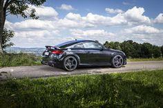 Il preparatore tedesco ha fatto cadere i veli dall'Audi TTS by ABT, elaborazione stilistica e motoristica della più prestante coupé di Ingolstadt
