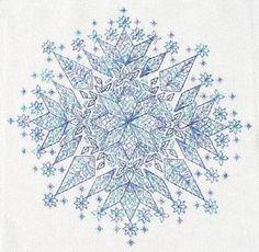 Frost - Cross Stitch Pattern