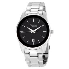 Caravelle by Bulova Stainless Steel Watch