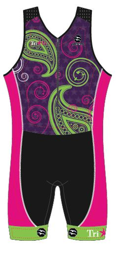 The Addie Kate One-Piece Tri Suit