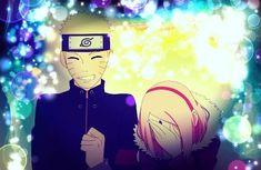 Sakura is embrassed by Naruto Worda/NaruSaku The Last