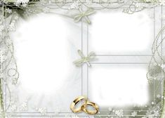 Awesome wedding frames png free download