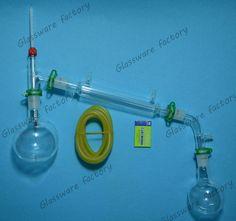 500ml,24 / 40, destilación de aparatos, Laboratorio De Vidrio, cristalería de laboratorio Kit in Equipo y maquinaria industrial, Cuidado de salud y laboratorio, Suministros de laboratorio | eBay