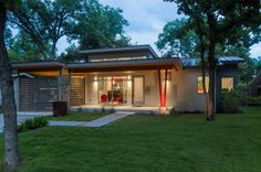 mid century modern ranch homes - Google Search