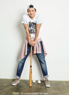 ❤❤ 지 창 욱 Ji Chang Wook ♡♡ that handsome and sexy look . Ji Chang Wook Smile, Ji Chan Wook, Dong Hae, Lee Dong Wook, Asian Actors, Korean Actors, Korean Dramas, All Korean Drama, Saranghae