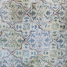 mediterranean tile #kitchen