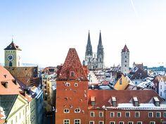 Pictures, Regensburg