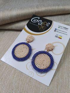 Bridal Earrings, Beaded Earrings, Wire Jewelry, Beaded Jewelry, Jewellery, Gold Work, Peyote Stitch, Fashion Jewelry, Lily