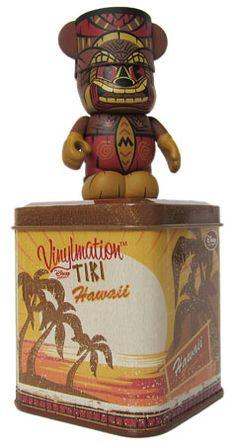 Tiki Vinylmation (Hawaii)