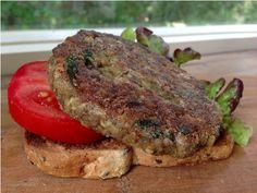 Vegan No Beef Burgers by RawFoodforLife.org