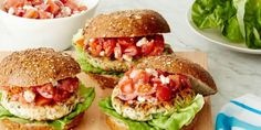 Looking for a healthy burger recipe? This one is super quick and easy to make, plus it's great for your heart.