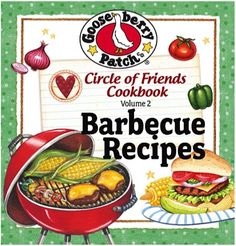 Bargain e-Cookbook: Gooseberry Patch 25 BBQ Recipes! {99 cents!}  #summer #recipes