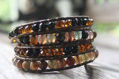 Boho Wrap Bracelet. $37.00, via Etsy.