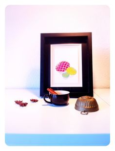 Cupcake Love - A5 Glossy – Druck