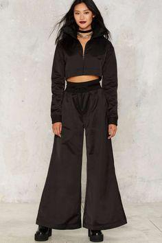 FENTY PUMA by Rihanna Palazzo Pants - Clothes | Last Chance | Trouser