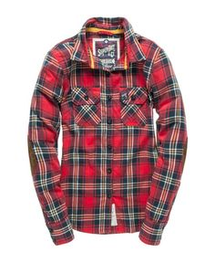 I'm pretty sure given the option, I would wear this lumberjack shirt 3 out of 7 days.