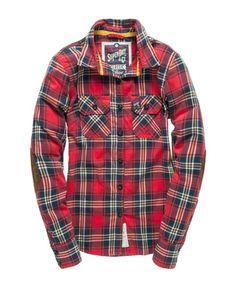 Superdry Western Lumberjack Shirt