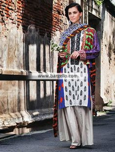 Cool Winter Dress Product code: WL7001  Our Price: $147.95  Feminine Winter Collection Shariq 2014 UK USA Canada Australia Saudi Arabaia Japan Bahrain Kuwait Norway Sweden New Zealand